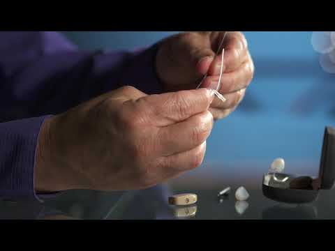 Recharge! Behind the Ear Hearing Aid — How to Clean