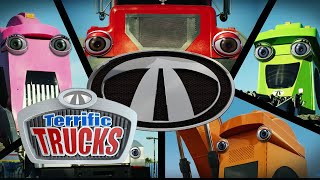 Terrific Trucks, Kids Songs: Terrific Trucks Theme Song | Sprout