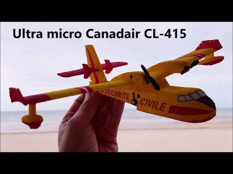 Ultra micro Canadair CL-415