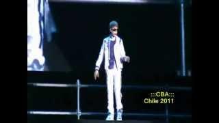 Justin Bieber   Bigger ( Live Chile Montage)