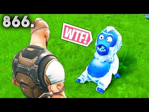 Fortnite Funny WTF Fails and Daily Best Moments Ep.866