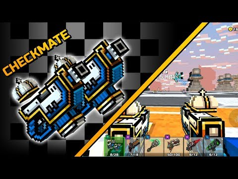 Pixel Gun 3D - Checkmate [Review]