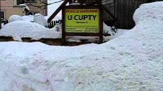preview picture of video 'Obidowa zima 2012 u Cupty'