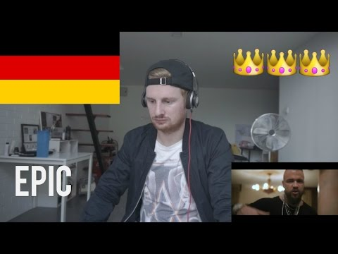 Epic Song German Rap Reaction Kollegah Legacy Official Hd Video