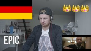 *EPIC SONG* GERMAN RAP REACTION  KOLLEGAH   Legacy (Official HD Video)
