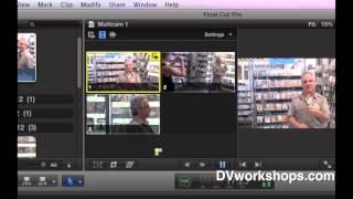 Learn Final Cut Pro X Multicam In 10 Minutes