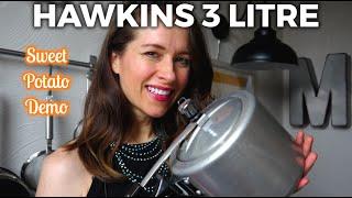3 Litre Hawkins Classic Demo - Sweet Potatoes