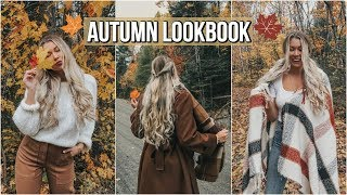 FALL OUTFIT IDEAS! // cosy autumn clothes