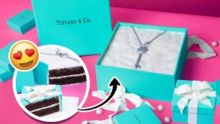 You Won't Believe This Tiffany Box Is A CAKE! | How To Cake It with Yolanda Gampp