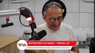 Programa Reporterpb no Rádio do dia 18 de Outubro de 2021