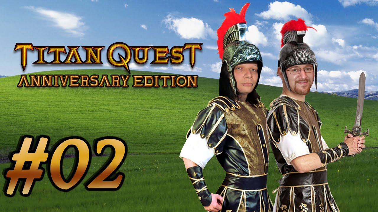 Titan Quest – Part 2: Bugs?