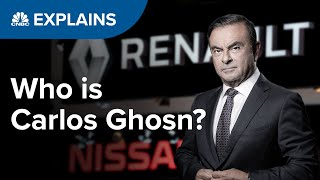 Who is Carlos Ghosn?   CNBC Explains