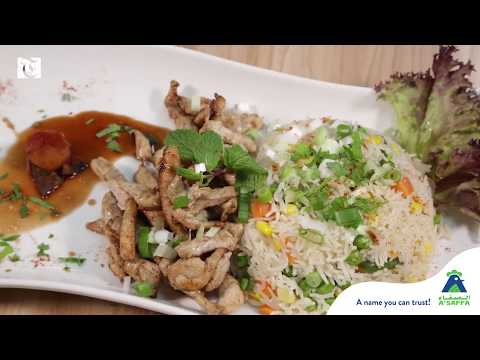 Food ideas for iftar at home: Chicken Fried Rice