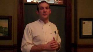 A special Valentine's Day message from Chef Mark Bodenstein at Nicholson's