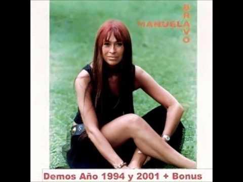 Manuela Bravo - Demos 1994 y 2001 + Bonus (Disco inédito completo) (Año 2004)