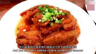 吃货老外常乐,带着爸妈疯狂吃中国的小街美食