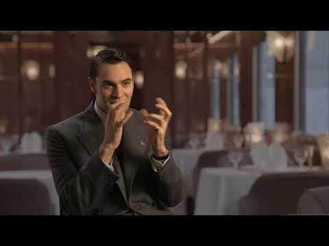Murder Orient Express - Itw Tom Bateman (official video)