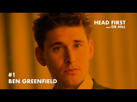 Head First with Dr. Hill – Ep1 – Biohacking Ben Greenfield's brain: light, sleep, and what his EEG shows.