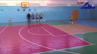 Зангер- Достар (2-5), лига В, 3 тур Чемпионата ЛЛФ Кокшетау по футзалу 2019-2020гг.