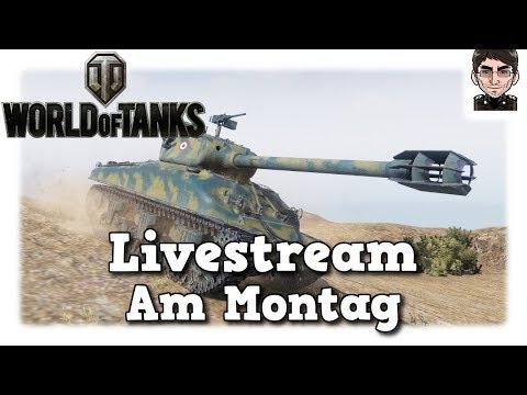 World of Tanks - Livestream am Montag