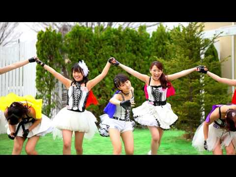 『ジャンパー!』 フルPV (アップアップガールズ(仮) #uugirl )