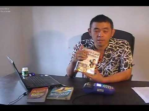 Video tutorial menggunakan mesin EDC dengan kartu kredit, Roy Shakti