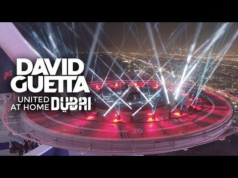 David Guetta - United at Home - Dubai Edition