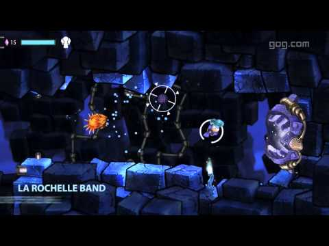 Beatbuddy: Tale of the Guardians Steam Key GLOBAL - video trailer