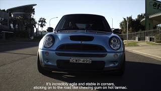 Episode #82 Mini Cooper S - The Return of the Giant Slayer