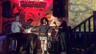 Stormy Monday (Eva Cassidy) - Blues Jam Session