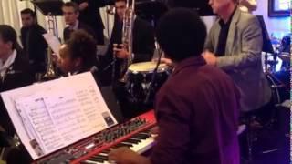 Swati Swan, UCLA Latin Jazz Band Fundraiser Event April 18, 2015