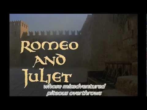 Franco Zeffirelli_RomeoAndJuliet_1968_Prologue + Part of Act 1 Scene 1