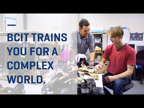 British Columbia Institute of Technology (BCIT) Commercial (2017) (Television Commercial)