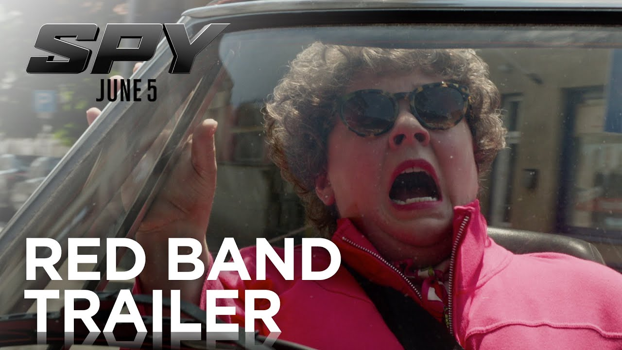 >Spy | Official Red Band Trailer [HD] | 20th Century FOX