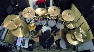 Gambar cover Avenged Sevenfold - The Stage (Drum Cover)