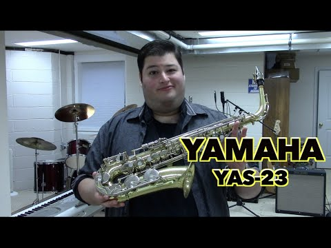 JeremyKatzMusic Gear Review: Fun and Informative Video about Alto Saxophones/ Yamaha YAS-23/26
