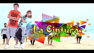 La  Cintura by Alvaro Soler feat. Flo Rida & TINI | Zumba® | Dance Fitness | Mark and Che