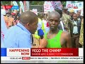 Kibet Yego wins the Eldoret City marathon