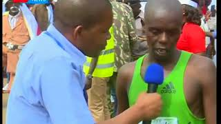 Kibet Yego wins the Eldoret City marathon