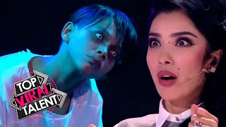 Kid Dance Group TERRIFIES JUDGES with HORRIFYING DANCE ACT!