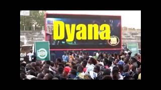 DYANA CONCERT 10ANS TOOFAN
