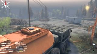 Military vehicles and trucks MAZ 535 USSR spintires offroad off road