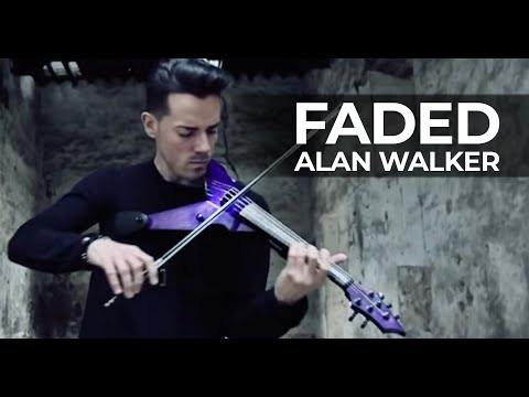 Alan Walker - Faded (Violin Cover By Robert Mendoza) [OFFICIAL VIDEO] Mp3
