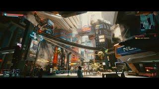 Cyberpunk 2077 - World Environment Definition