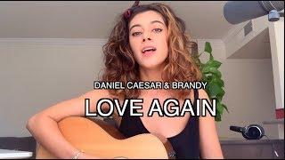 #danielcaesar #brandy #loveagain Love Again By Daniel Caesar & Brandy (Samica Cover)