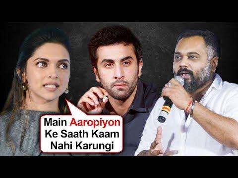 Deepika Padukone SHOCKING REACTION Against Luv Ran