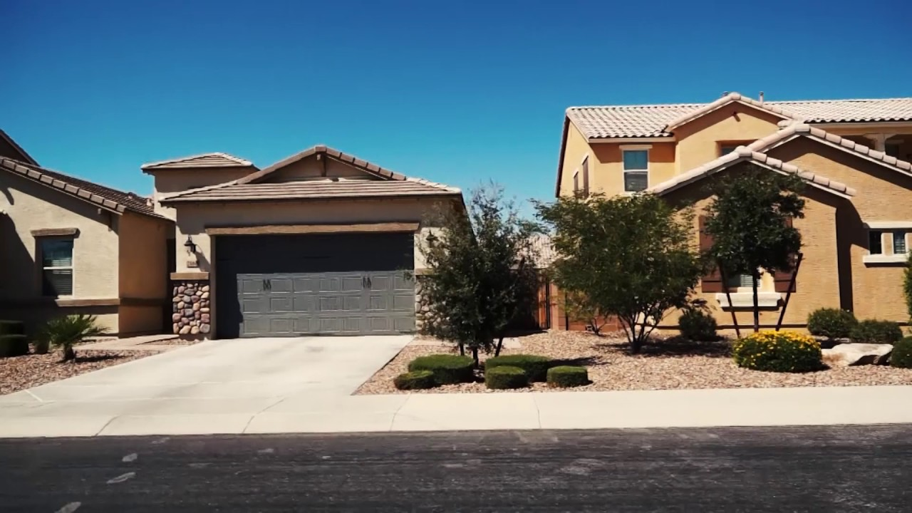 Video: New Homes in Gilbert, Arizona | Find Your Happy Place at Adora Trails