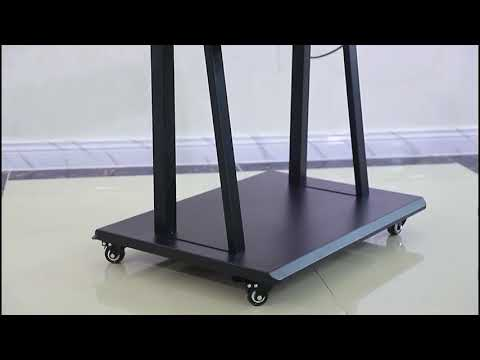 Mobile Stand for Interactive Flat Panel