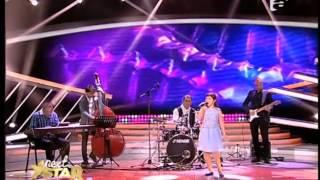 """Anna Tkachi cântă melodia """"Trurli"""", în Marea Finală Next Star!"""