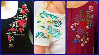 Gorgeous & Elegant Brazilian Hand Embroidery Patterns & Motifz Designs